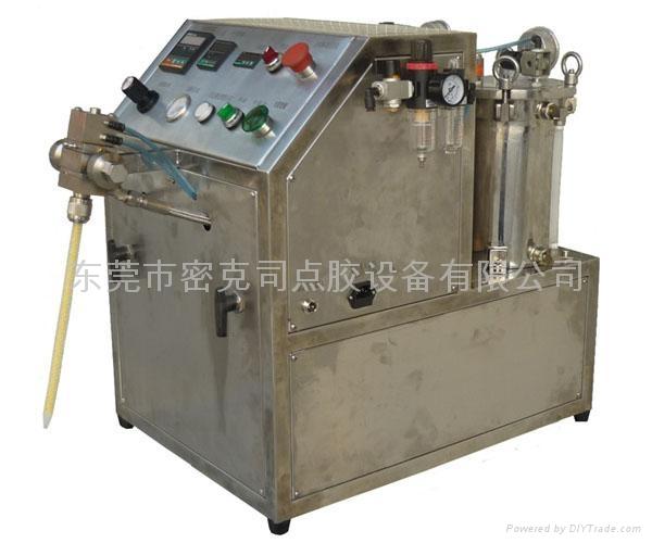 鎮流器灌膠機 1