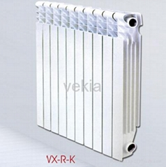 Steel-Aluminium Radiator
