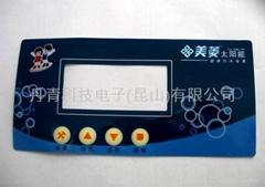 蘇州PC貼膜PVC面貼