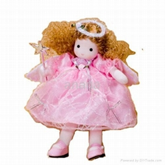 Wind Up Musical Doll/Birthday Musical Doll