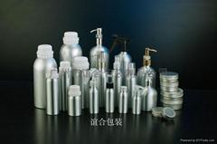 化妆品精油香精铝瓶