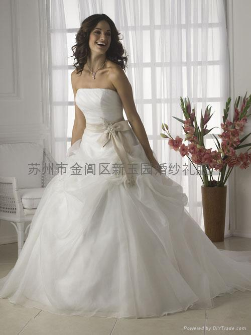 2010 wedding dress bridal dress product catalog china suzhou