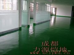 四川耐磨成都环氧办公区展示厅汽车4s店及维修行业环氧地坪