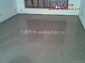 四川耐磨成都環氧 彩色水泥自流平面層 1
