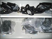 编码器螺旋电缆