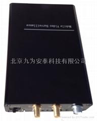 单兵便携式3G无线视频监控系统