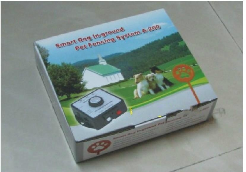 Smart Dog In-ground Pet Fencing System- Receiver can be charged 3