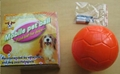 dog toys-Remote Roll Football(Mobile pet ball)