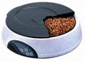 4 Meal LED Automatic Pet Feeder