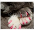 SOFT PET CAT NAIL CAPS KEEP PET PAWS
