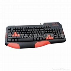 热销游戏键盘
