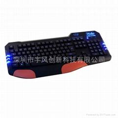 蓝光游戏鼠标
