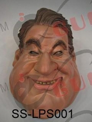 Halloween & Carnival Mask - Latex Mask World Leaders Series
