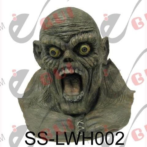 Halloween & Carnival Mask - Latex Whole Head Mask Series 2