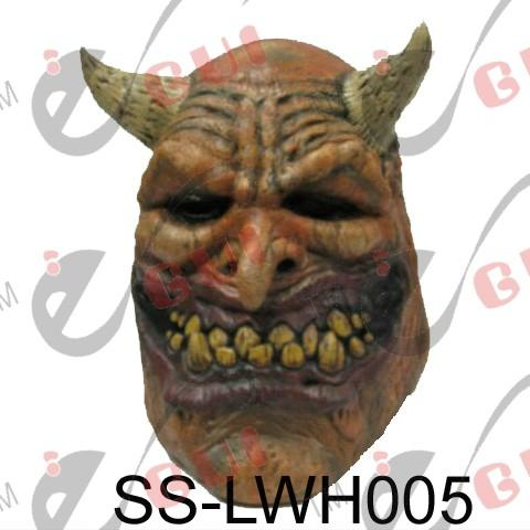 Halloween & Carnival Mask - Latex Whole Head Mask Series 5