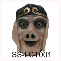 Natural Rubber Latex Mask - Cartoon Msk Series