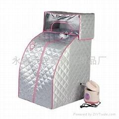 便攜式蒸汽桑拿浴箱(折疊豪華式)