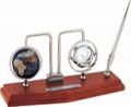 寶石地球儀工藝禮品,桌面擺設禮品 1