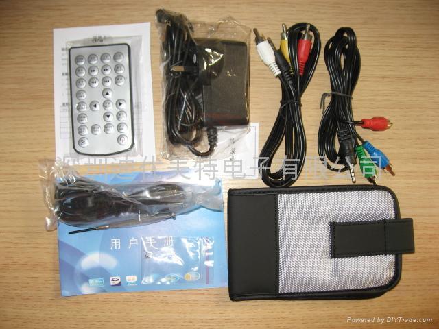 2.5寸RM硬盘播放器 5