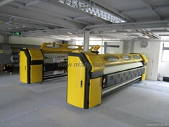 Solvent printer (with Xaar 382 printhead, fast speed)