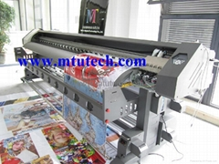 Eco Solvent Printer 3.2m High Resolution 1440x1440dpi