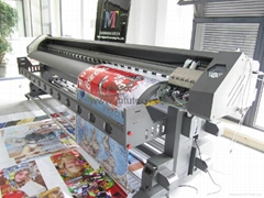 Eco Solvent printer with Epson DX5 printhead