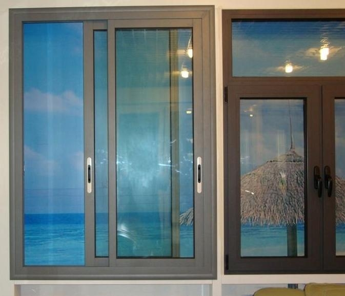 Aluminum sliding window tlc 001 omecaborn china for Window manufacturers