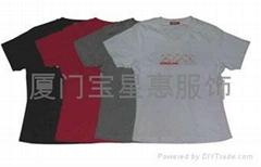 库存T恤,夏季男女T恤,低折扣清货,特价品牌处理