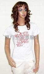 批发夏季男女T恤,品牌服饰,特价服饰,低折扣批发