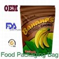 Zipper Bag For Food Packaging (Food Grade)