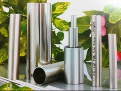 ASTM A213 A312 stainless seamless pipe/ tubos sin soldadura de acero