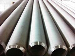 Stainless Steel tubing tube pipe/ Inoxidable tubo de acero sin soldadura
