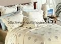 valen embroidered quilt