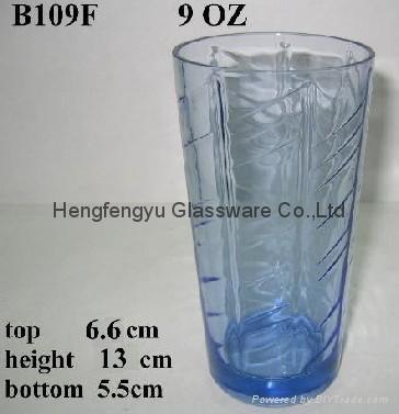 blue tumbler glass 2