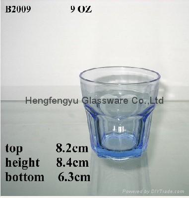 blue tumbler glass 3