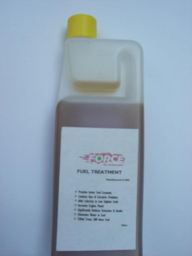 Force Fuel Saving Liquid 1