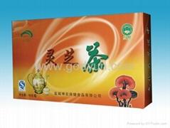 Ganoderma Lucidum/Reishi/Lingzhi Tea