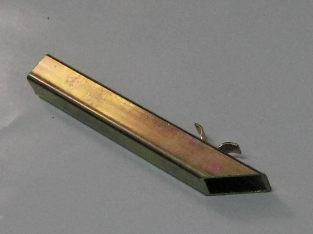 固定模特兒半身斜度鐵管 1