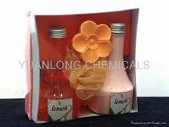 Body lotion/shower gel/body wash/body gel, body care sets