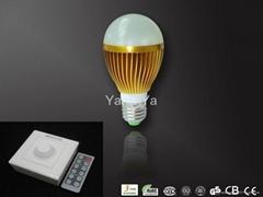 LED大功率5W球泡燈