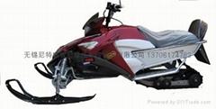 雪地摩托车 雪地车 雪摩托 滑雪车 雪撬 滑雪板