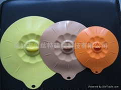 Magic silicone bowl covers