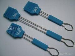 silicone BBQ brush