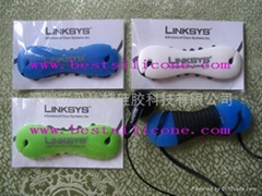 Earphone cable winders