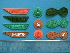 PVC/硅胶商标