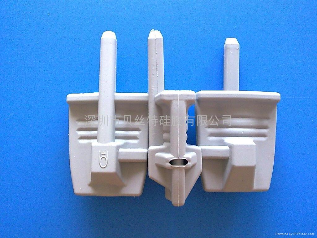 硅膠醫療器械配件-硅膠成人(儿童)軟指套 3
