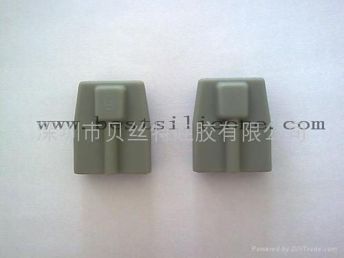 硅膠醫療器械配件-硅膠成人(儿童)軟指套 5