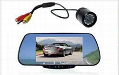 Rearview Mirror Camera System Module No.: CA411   Rearview Mirror Camera System