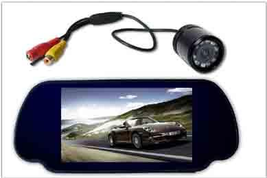 Rearview Mirror Camera System SM-700-C 1