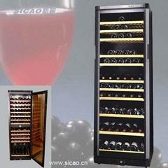北京紅酒櫃 電子恆溫酒櫃 高檔紅酒儲藏櫃 葡萄酒櫃 私人酒櫃